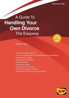 Handling Your Own Divorce by Roland Freed