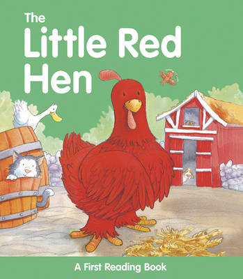 Little Red Hen (Giant Size) by Baxter Nicola
