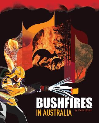 Bushfires in Australia by John Lesley