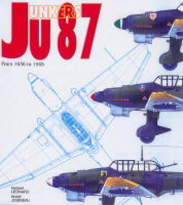 The Junkers Ju-87 by Herbert Leonard