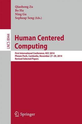 Human Centered Computing by Qiaohong Zu