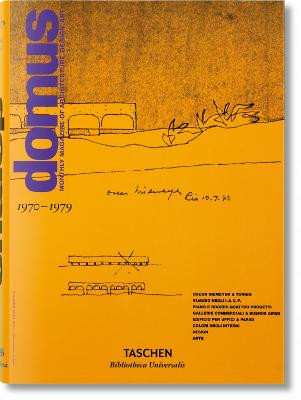 Domus 1970s by Charlotte & Peter Fiell