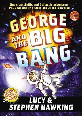 George and the Big Bang book