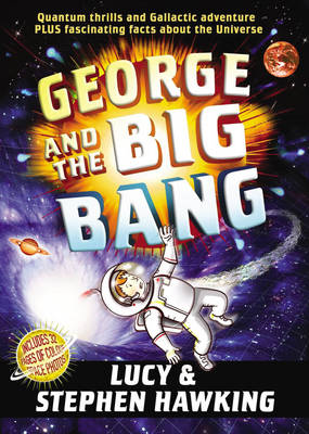 George and the Big Bang by Lucy Hawking