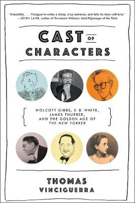 Cast of Characters book