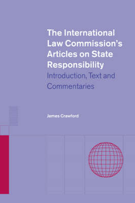 International Law Commission's Articles on State Responsibility book