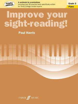 Piano Trinity Edition Grade 3 by Paul Harris