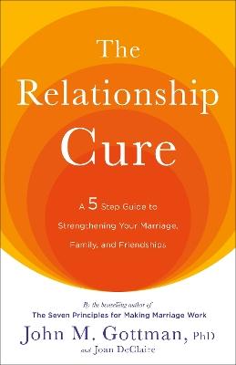 Relationship Cure by John M. Gottman