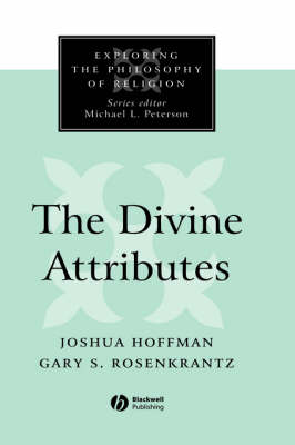 The Divine Attributes by Joshua Hoffman