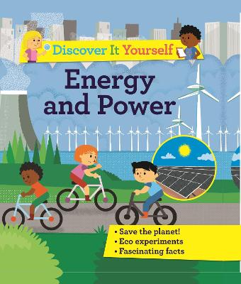 Discover It Yourself: Energy and Power by Sally Morgan