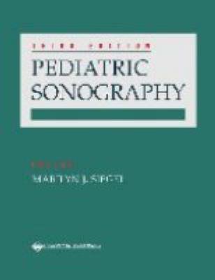 Pediatric Sonography book