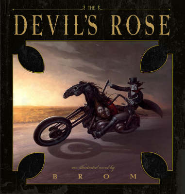 Devil's Rose by Brom