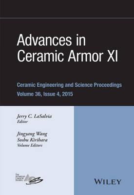 Advances in Ceramic Armor XI book