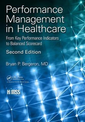 Performance Management in Healthcare book