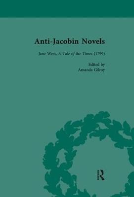 Anti-Jacobin Novels, Part II, Volume 7 by W M Verhoeven