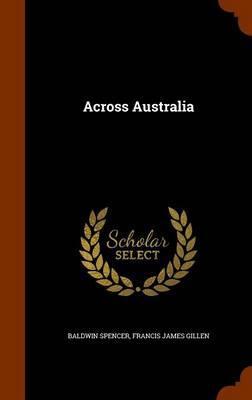 Across Australia book