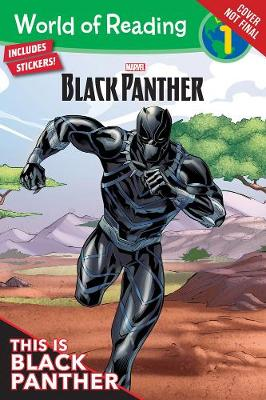 World Of Reading: Black Panther by Andy Schmidt