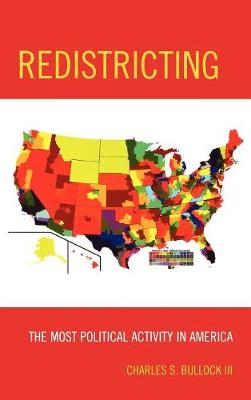 Redistricting by Charles S. Bullock