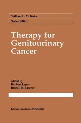 Therapy for Genitourinary Cancer by Herbert Lepor
