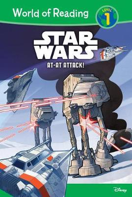 Star Wars: At-At Attack! by Calliope Glass