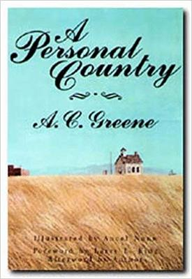 A Personal Country by A.C. Greene