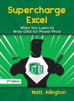 Super Charge Excel by Allington Matt