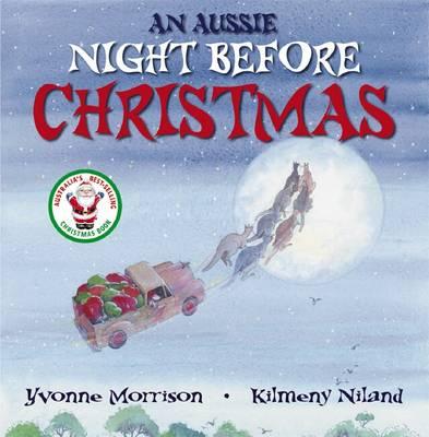 Aussie Night Before Christmas book