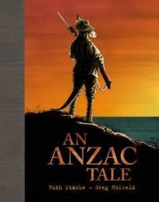 Anzac Tale book