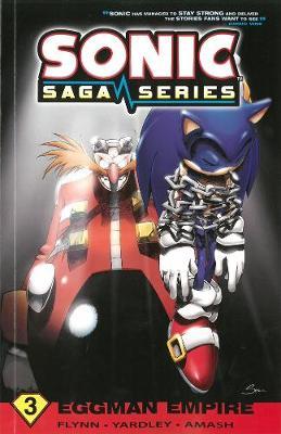 Sonic Saga Series 3: Eggman Empire by Sonic Scribes