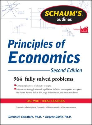 Schaum's Outline of Principles of Economics by Dominick Salvatore