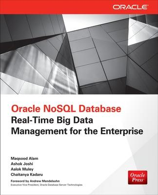 Oracle NoSQL Database by Maqsood Alam
