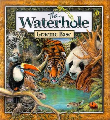 Waterhole by Graeme Base