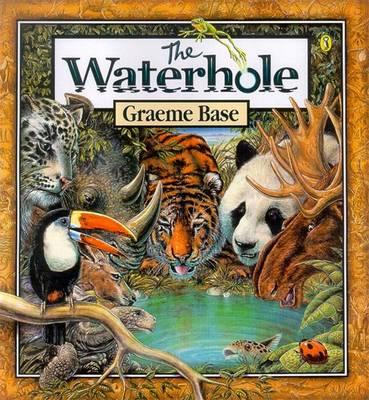 The Waterhole by Graeme Base