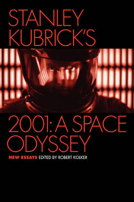 Stanley Kubrick's 2001: A Space Odyssey book