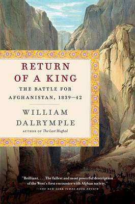 Return of a King book