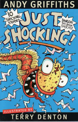 Just Shocking! by Andy Griffiths