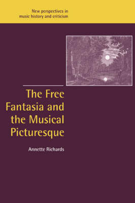Free Fantasia and the Musical Picturesque book