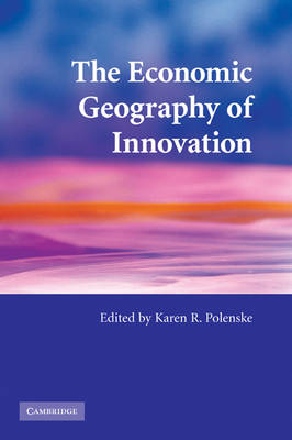 Economic Geography of Innovation book