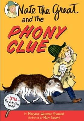 Nate the Great and the Phony Clue by Marjorie Weinman Sharmat