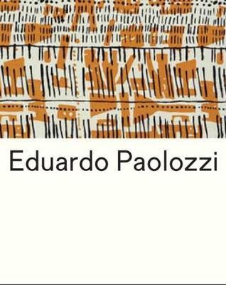 Eduardo Paolozzi by Daniel F. Herrmann