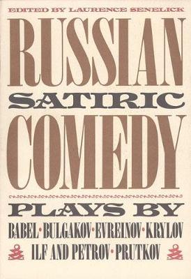 Russian Satiric Comedy book