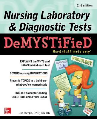 Nursing Laboratory & Diagnostic Tests Demystified, Second Edition by Jim Keogh