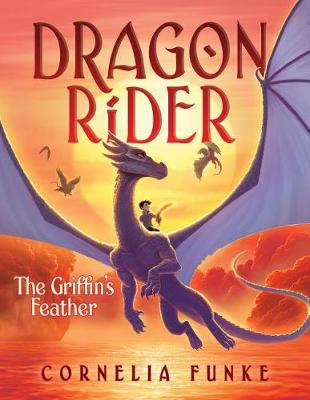 The Griffin's Feather (Dragon Rider #2) by Cornelia Funke