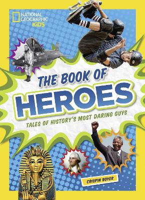Book of Heroes by Crispin Boyer