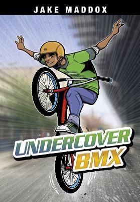 Undercover BMX book