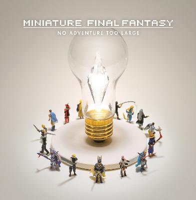 Miniature Final Fantasy book