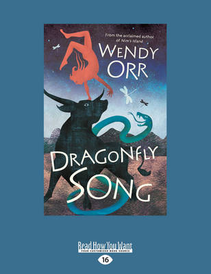 Dragonfly Song by Wendy Orr