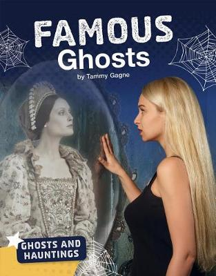 Famous Ghosts book