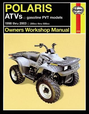 Polaris ATV by Alan Ahlstrand