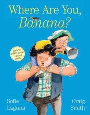 Where are You, Banana? book